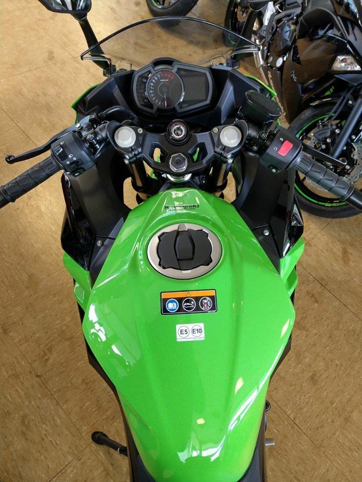 La Ninja 400 en photos B1e45c10