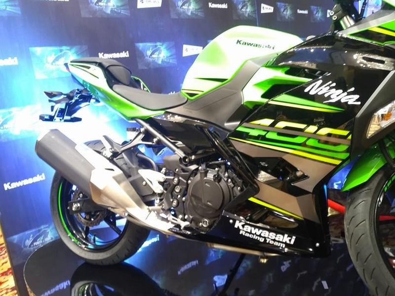 La Ninja 400 en photos Be3def10