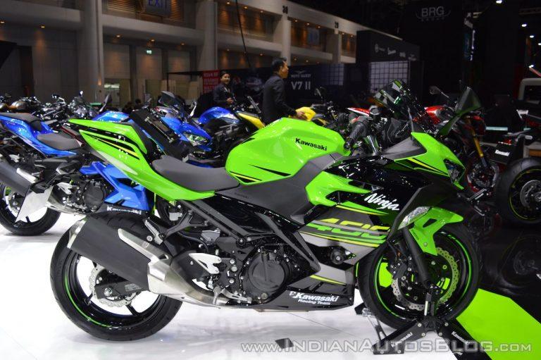 La Ninja 400 en photos C4297510