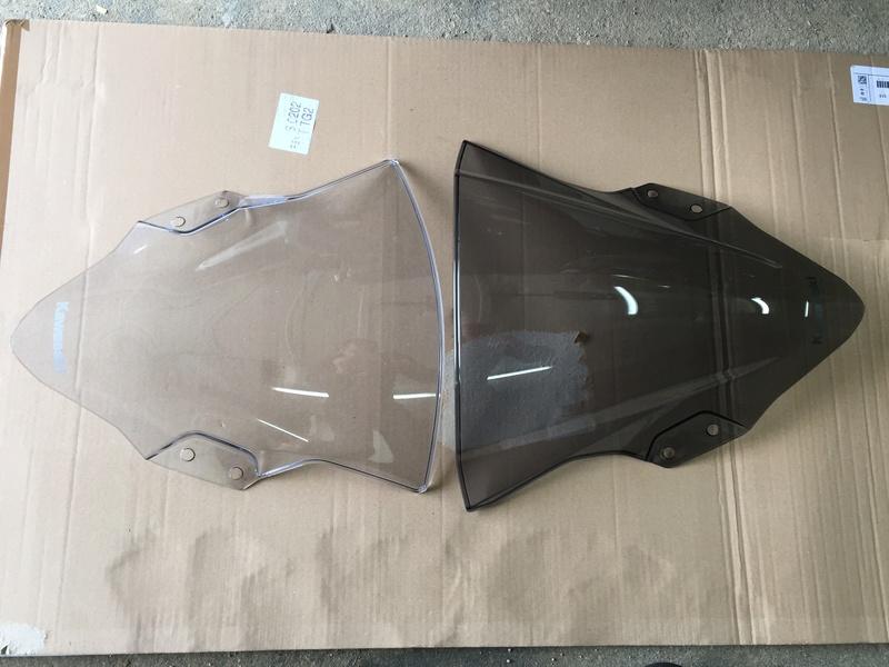 Bulle haute Kawasaki C70dfd10