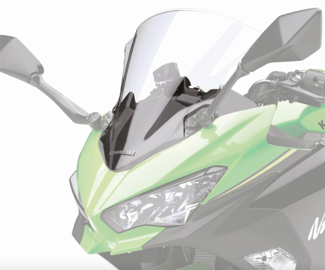 Les accessoires officiels Kawasaki  Captur18