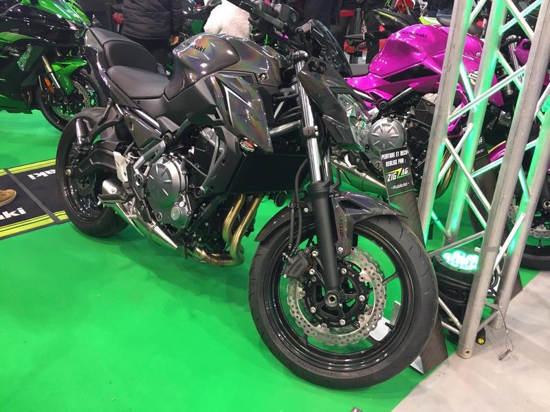 «La moto fait son show en Bretagne» Cb9e1d10