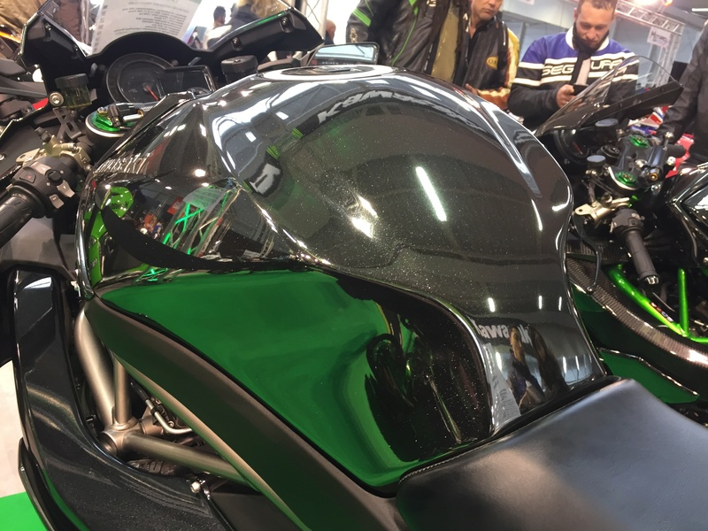 «La moto fait son show en Bretagne» Cc005710