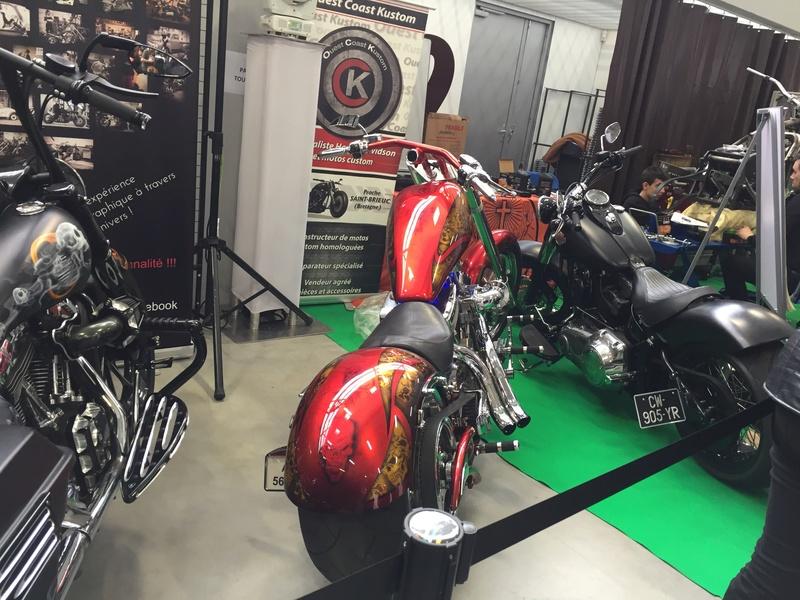 «La moto fait son show en Bretagne» D6863710
