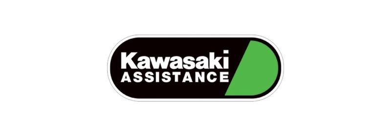 Garantie constructeur & assistance Kawasaki  E7657d10