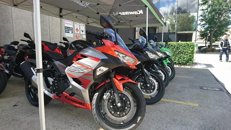La Ninja 400 en photos Ed119710