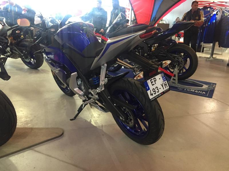 «La moto fait son show en Bretagne» F3850510
