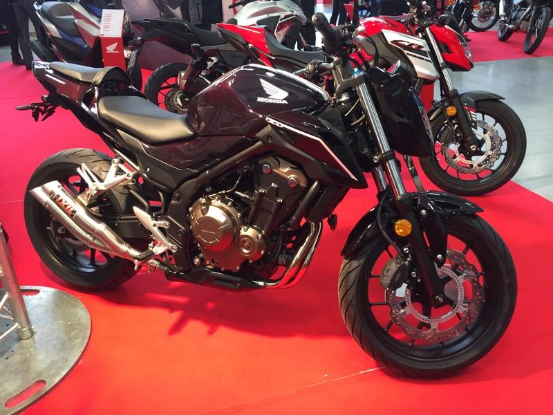 «La moto fait son show en Bretagne» F8a9e610