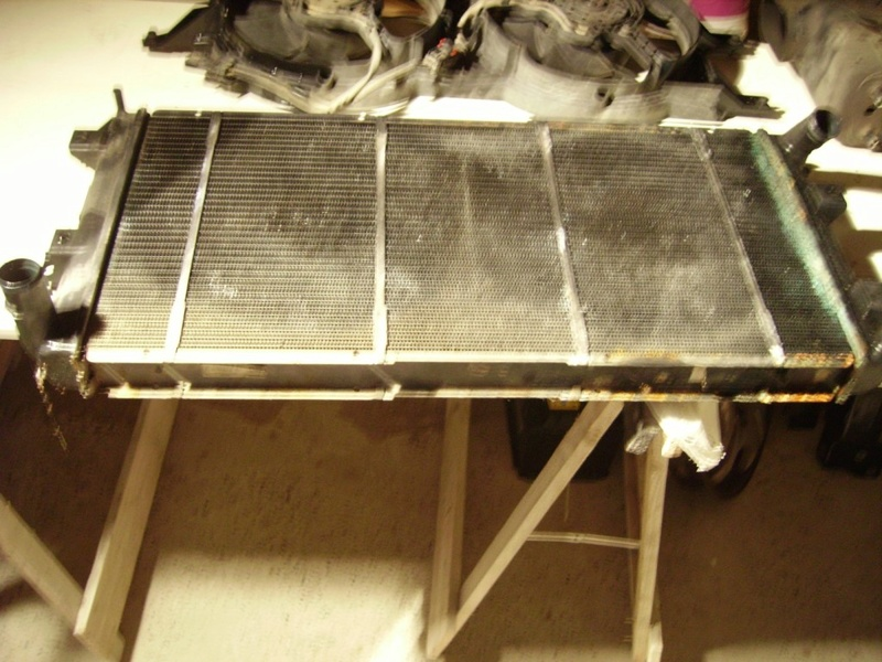 radiateur Voyager 3.3 LE de 1998 R4510