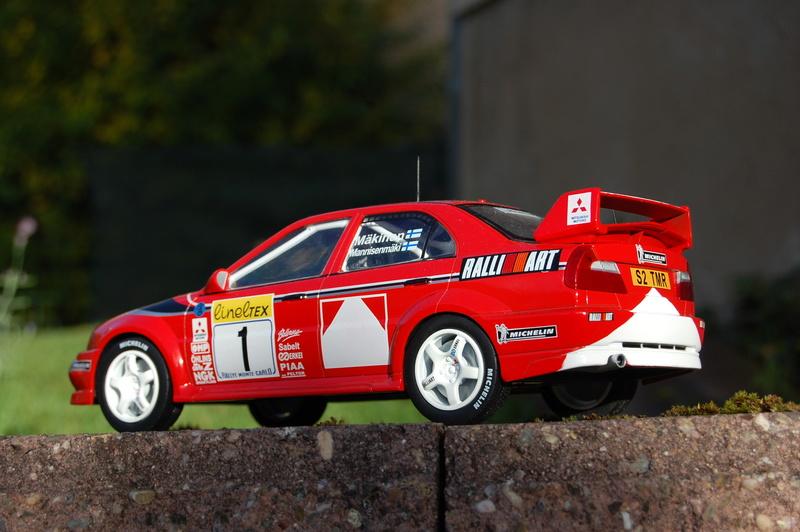 Lancer evo VI Rallye Monte Carlo 1999 Dsc_0040