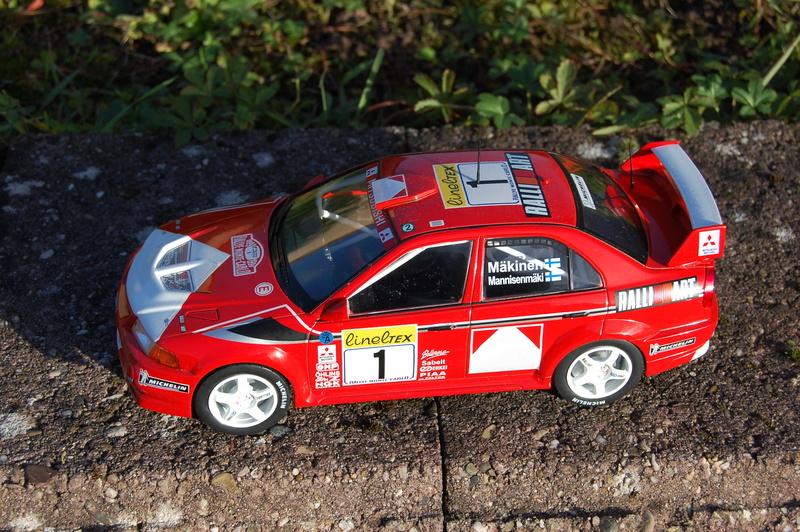 Lancer evo VI Rallye Monte Carlo 1999 Dsc_0138