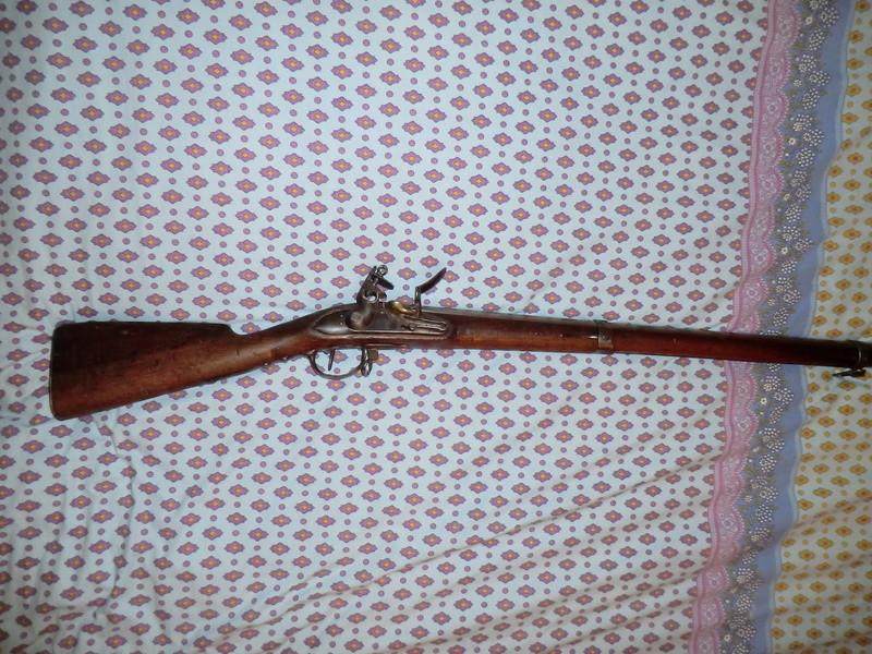 Fusil 1777 Austerlitz 1805 Cimg3315