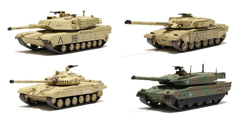 Walterson 1/72 IR Battle tanks series Cat_2410
