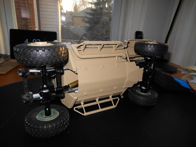 Trumpeter 1/16 M-ATV MRAP Dscn1944
