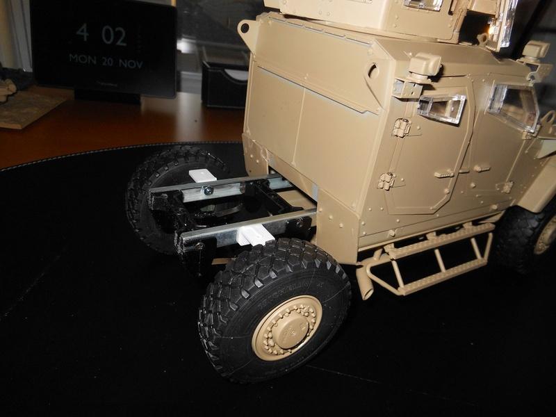 Trumpeter 1/16 M-ATV MRAP Dscn1945