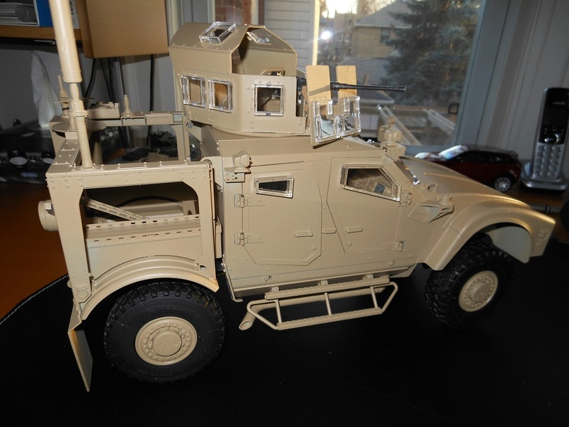 Trumpeter 1/16 M-ATV MRAP Dscn1947