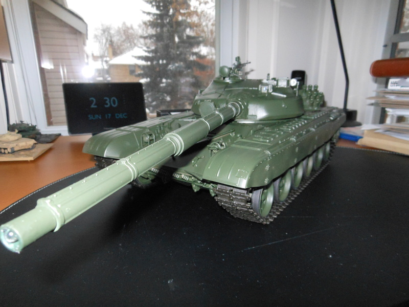 Another Trumpeter RC Conversion - T-72B Dscn1953