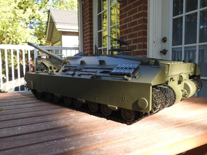 OKMO 1/16 T28/95 GMC RC tank  Dscn2312