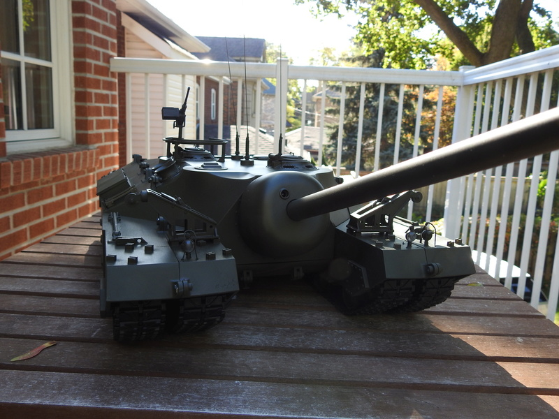 OKMO 1/16 T28/95 GMC RC tank  Dscn2313