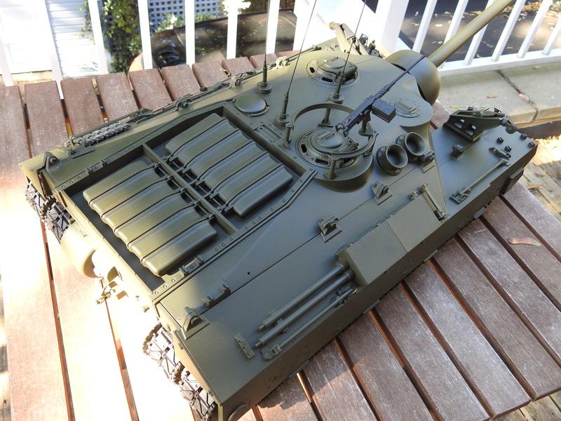 OKMO 1/16 T28/95 GMC RC tank  Dscn2319