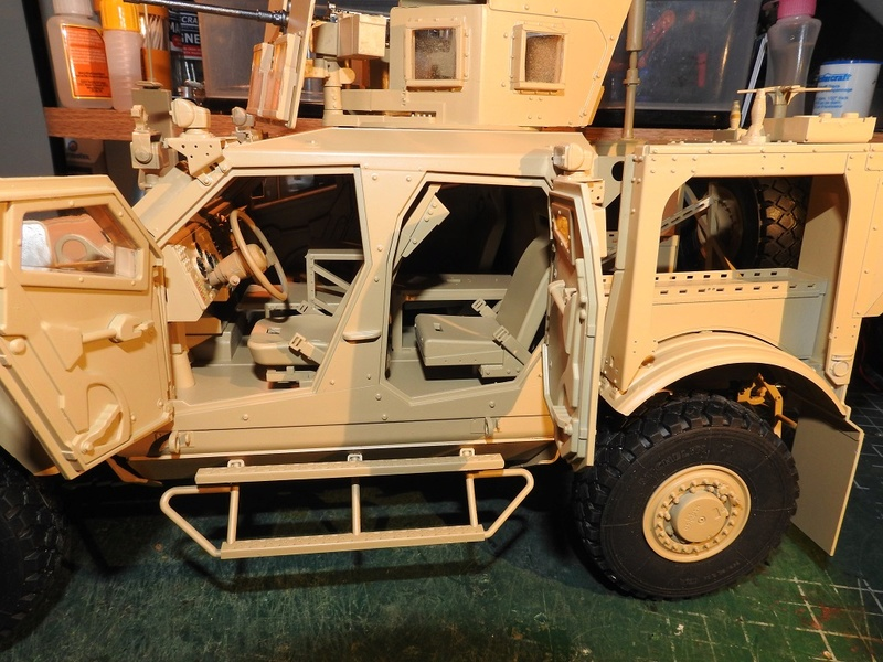 Trumpeter 1/16 M-ATV MRAP Dscn2414