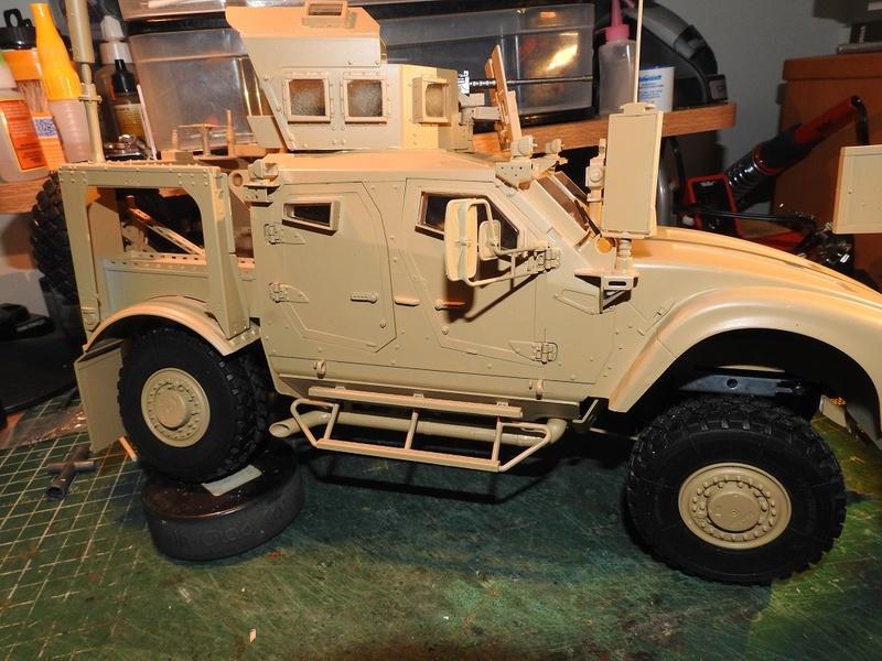 Trumpeter 1/16 M-ATV MRAP Dscn2416