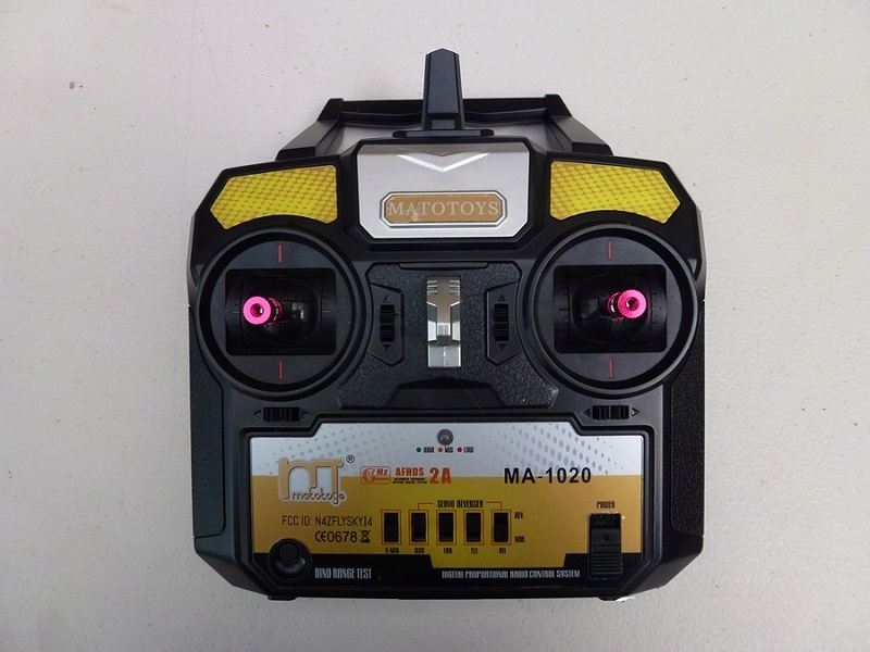 Mato stock radio for sale Rc10