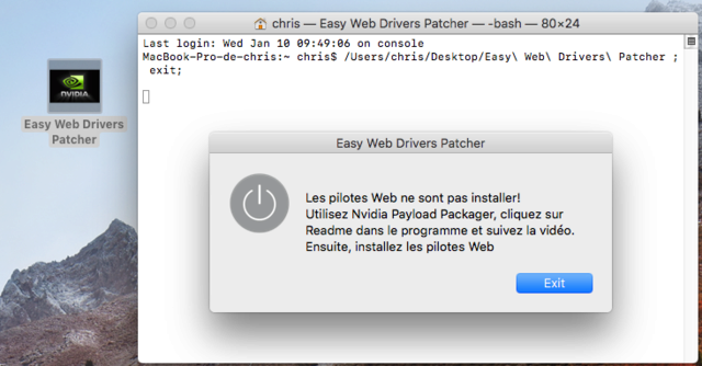 Easy Web Drivers Patcher 1110