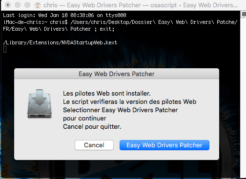 Easy Web Drivers Patcher 130