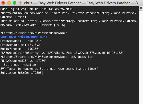 Easy Web Drivers Patcher 220