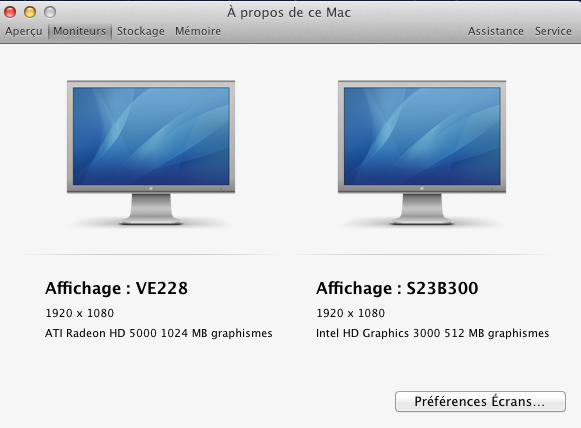 Dell Optiplex 790 macOS High Siera / (Fonctionne 10.6 A 10.13) - Page 5 310