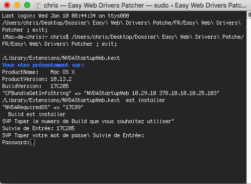 Easy Web Drivers Patcher 314