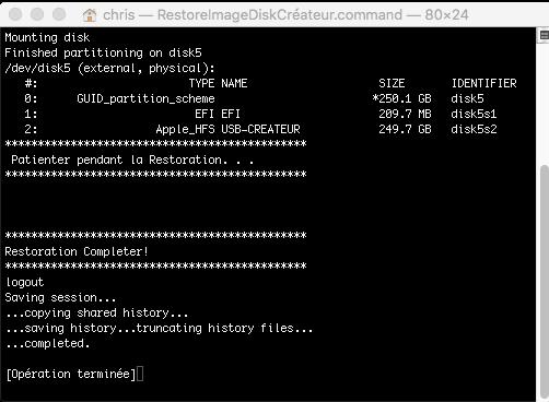 macOS High Sierra Disk Créateur - Page 2 3captu12