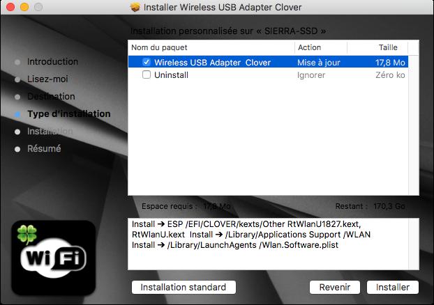 Wireless USB Adapter Clover 3captu13