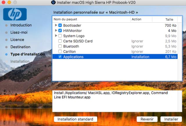 macOS High Sierra et macOS   Sierra HP Probook 4530S, 4440S, 4540S, 6460B, 6570B, 8460P, 8470p, 6470B,2570P, 9470M (UEFI) - Page 12 Captu107