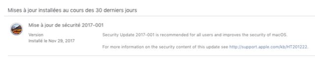 sécurité update   Captu128