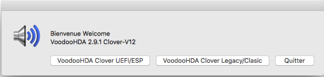 voodoohda - VoodooHDA macOS High Sierra Captu186