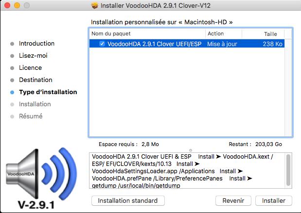 VoodooHDA macOS High Sierra Captu190