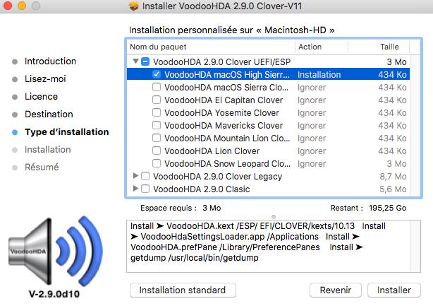 voodoohda - VoodooHDA macOS High Sierra Captu195