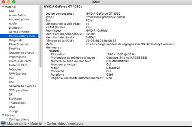 Web Drivers 10.13 macOS High Sierra NVIDIA GeForce GT 1030 - Page 3 Captu211