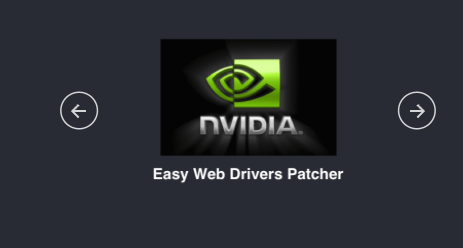 Easy Web Drivers Patcher Captu215