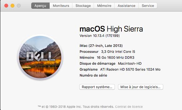 Mise a jour macOS High Sierra 10.13.4  Captu437
