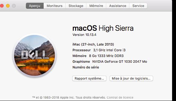 Web Drivers 10.13 macOS High Sierra NVIDIA GeForce GT 1030 - Page 3 Captu440