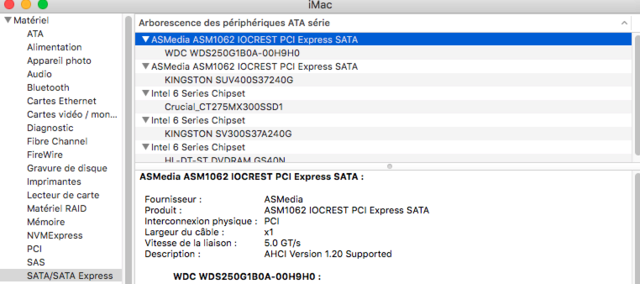 Dell Optiplex 790 macOS High Siera / (Fonctionne 10.6 A 10.13) - Page 5 Captur37