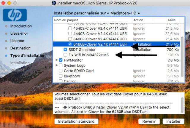 HP 6460b ProBook 13.3 update problem(s) Captur42