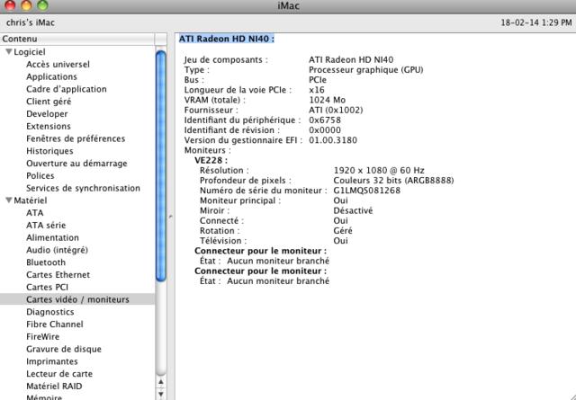 Dell Optiplex 790 macOS High Siera / (Fonctionne 10.6 A 10.13) - Page 5 Sans_118