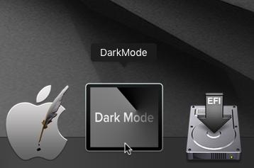 DarkMode pour macOS High Sierra Sans_136
