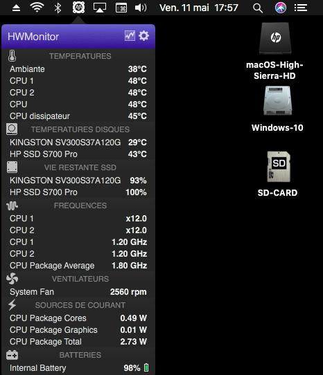 macOS High Sierra et macOS   Sierra HP Probook 4530S, 4440S, 4540S, 6460B, 6570B, 8460P, 8470p, 6470B,2570P, 9470M (UEFI) - Page 15 Sans_171