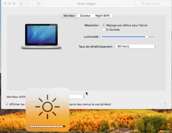 Beta macOS High Sierra Beta 10.13 1 (17B46a) a 10.13.2 Beta et +++ Sans_t33