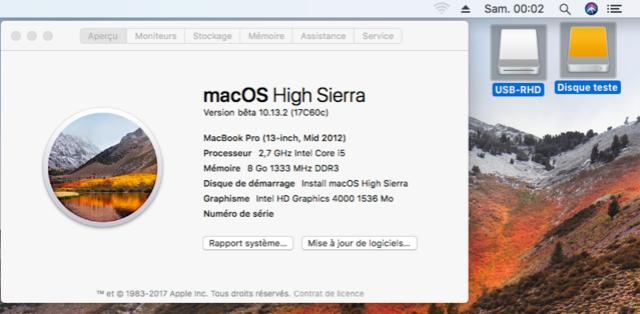 Beta macOS High Sierra Beta 10.13 1 (17B46a) a 10.13.2 Beta et +++ - Page 3 Sans_t36